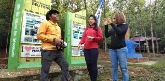 Desa DIgital Bukit Peramun, Provinsi Bangka Belitung