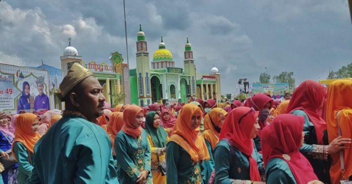 Desa Teluk Jira, Kecamatan Tempuling, Kabupaten Indragiri Hilir, Provinsi Riau, Indonesia