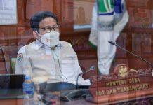 Gus Menteri Berharap Dana Desa Tak Terjadi Penurunan. Foto : Kemendesa PDTT RI