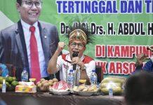 Gus Menteri Ungkap Pentingnya Data bagi Pembangunan Desa. Foto : Kemendesa PDTT RI