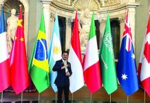 Mentan RI, Syahrul Yasin Limpo Komit Capai Target SDG's Afrika