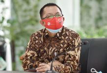 Sekretaris Jenderal Kemendesa PDTT RI, Taufik Madjid. Foto : Kementerian Pedesaan PDTT RI.