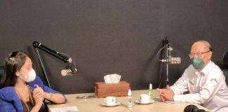 Sesditjen Sigit Mustofa Nuruddin menguraikan strategi pembangunan transmigrasi 2024. Foto : Jabarnews.com