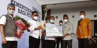 Kementerian Pertanian RI Targetkan 2,5 Juta Pemuda Jadi Petani Milenial, Kabupaten Cianjur, Jawa Barat, Indonesia. Foto : Kementerian Pertanian RI.