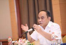 Wakil Menteri Pedesaan PDTT RI, Budi Arie, Grobogan, Jawa Tengah, Indonesia. Foto : Kementerian Pedesaan PDTT RI