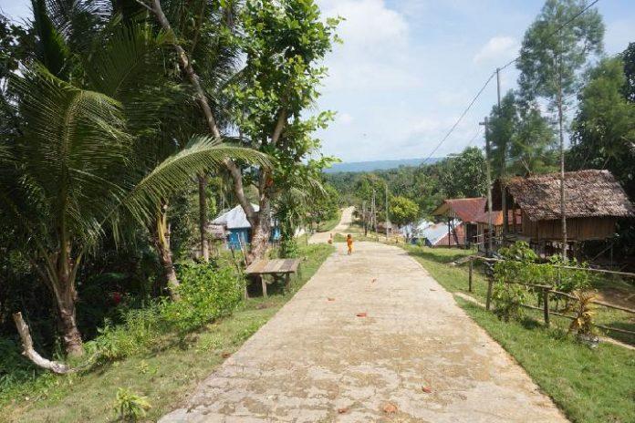 Kampung Sira, Sorong Selatan, Papua Barat